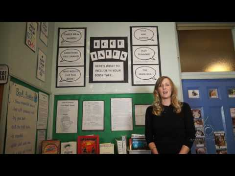 Let's Talk About Books: Motivating Students to Read a Variety of Texts (Virtual Tour)
