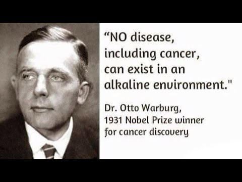 Cancer And An Alkaline Body
