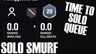 Solo Smurf: A New Start - Rainbow Six Siege