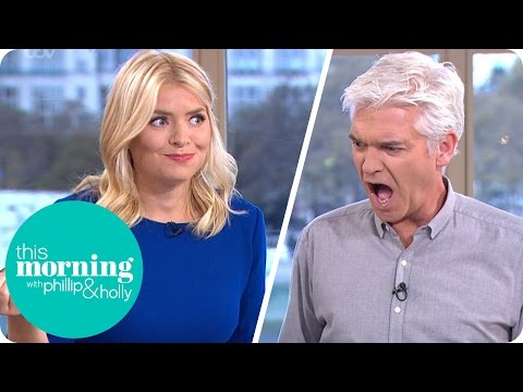 Holly And Phillip Are Amazed By Gourmet Meals You Can Make In A Mug | This Morning