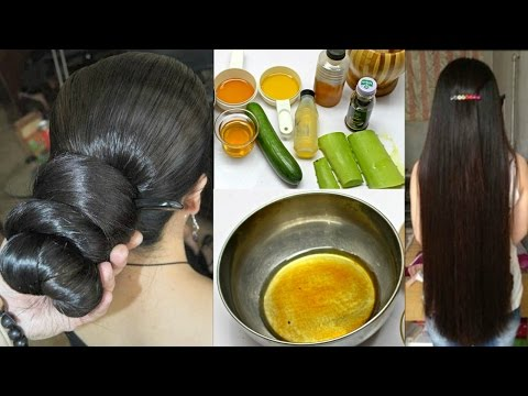How To Grow 10-12 Inches Hair / Extreme Hair Growth Treatment