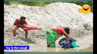 Must Watch New Funny😃😃 Comedy Videos 2019 - Episode 21    Funny Ki Vines   