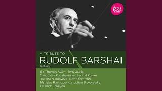 Symphony No 10 In Fsharp Minor Realized By R Barshai  Ii Scherzo