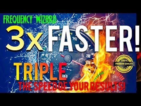 TRIPLE THE SPEED OF YOUR RESULTS NOW! Works for ALL Formulas & Channels!  SUBLIMINAL AFFIRMATIONS FR