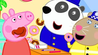 Peppa Pig Official Channel | Peppa Pig at the Police Station 🚨