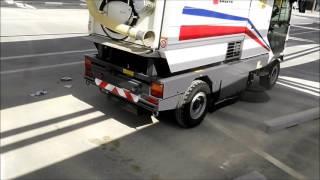 Road Cleaning Machines in Dubai