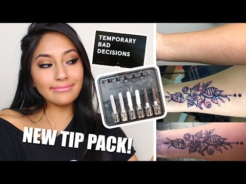 INKBOX FREEHAND NEW TIPS: Review/Demo + GIVEAWAY!!