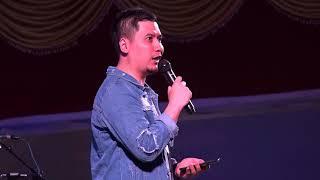 Franky Kuncoro (Penyembah Yang Benar) - Paskah Dewasa Muda GAB Mojokerto, Jumat, 06 April 2018