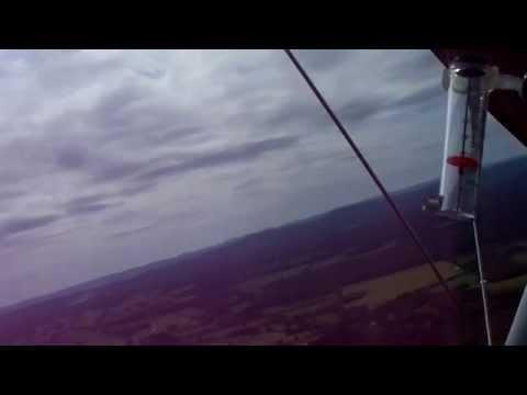 Hall Wind speed gauge at Petit Jean, Arkansas state park