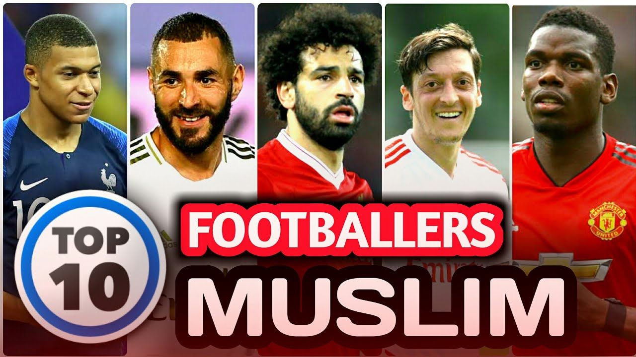 Top 10 Most Famous Muslim Footballers – You Will Be Shocked !   Unknown Story