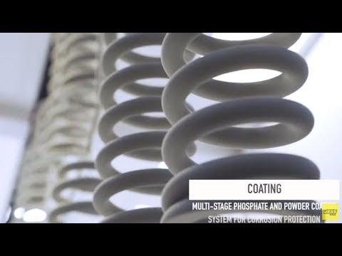 Eibach Performance Automotive Coil Springs