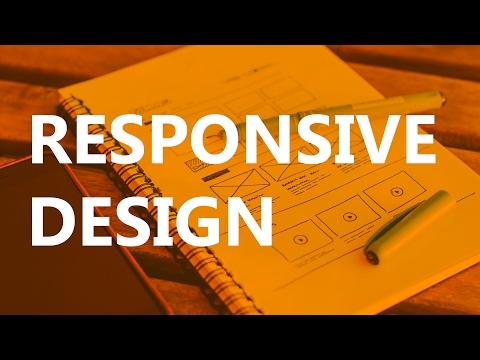 Responsive Website Design - Mobile Navigation Menu in Muse Tutorial