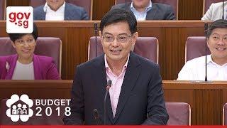 Budget 2018 Statement (Part 1)