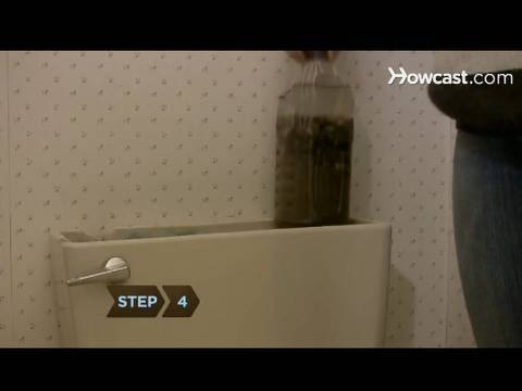 How to Make a Low-Flow Toilet
