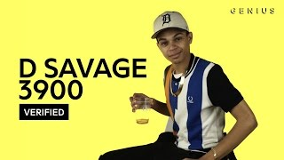 "D Savage 3900 ""I Know II"" Official Lyrics & Meaning 