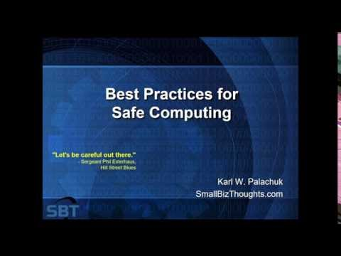 Sample Client Security and AV Training