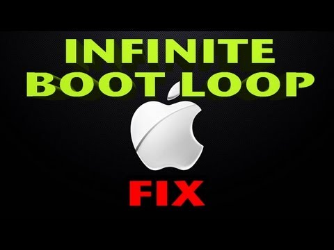HOW TO: Unbrick iPhone | EXIT Boot Loop on the iPhone, iPad and iPod Touch | FIX infinite reboot