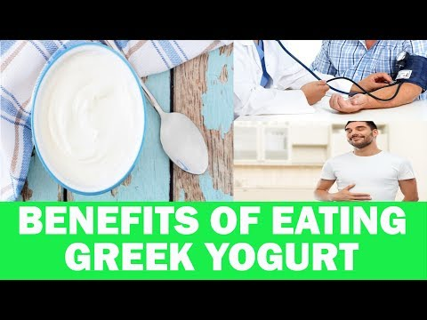 Benefits Of Eating Greek Yogurt - Greek Yogurt Health Benefits | Health Benefits Of Yogurt