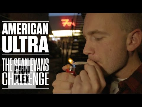 American Ultra: The Sean Evans Weed Challenge On Complex
