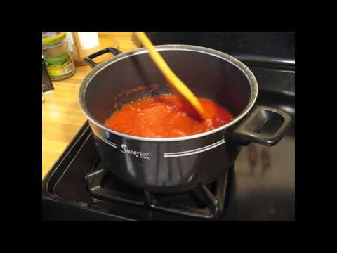 Marinara Sauce For Low Carb Recipes