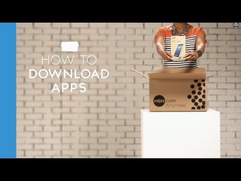 HSN | How to Download Apps with the Samsung Galaxy Tab 3