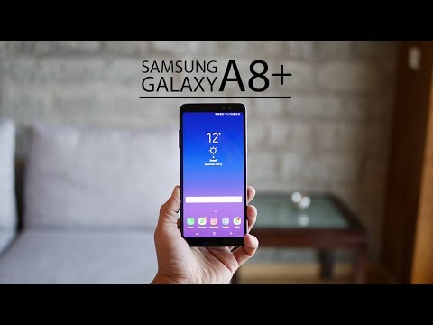 Samsung Galaxy A8+ Plus (2018) - 5 Reasons to Buy