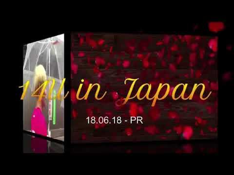 14U PR in Japan 180618