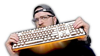 is this the coolest keyboard yet
