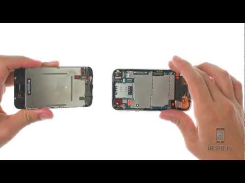 Audio Jack, Volume, Power & Silent Button Repair - iPhone 3G & 3GS How to Tutorial