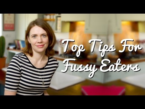 Top Tips For Fussy Eaters - Crumbs