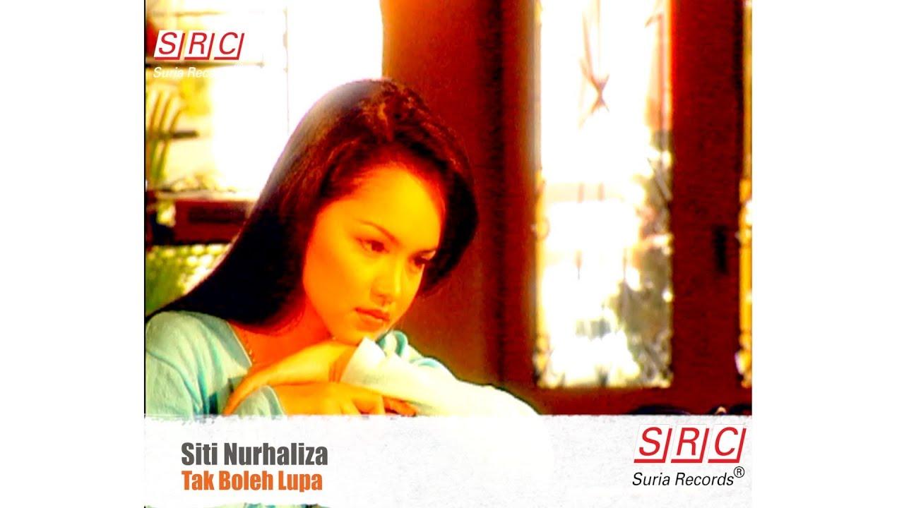Siti Nurhaliza - Tak Boleh Lupa