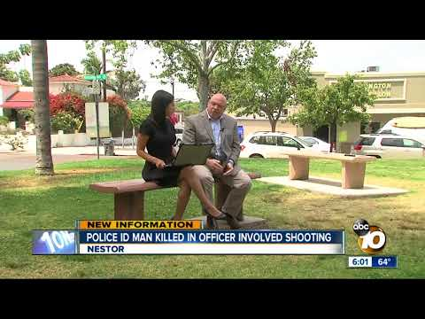 Police ID man killed in officer-involved shooting