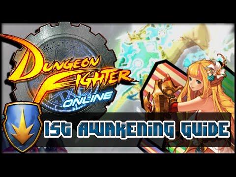 Dungeon Fighter Online - 1st Awakening Guide & Walkthrough
