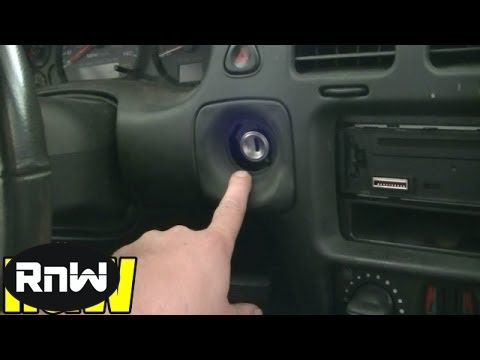 How to Remove and Replace an Ignition Switch - Chevy Monte Carlo, Impala, Pontiac or Oldsmobile