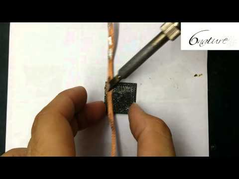 Bga Rework Process - How to remove laptop motherboard chipset