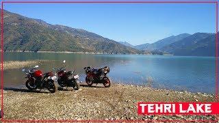 Tehri Lake | Rishikesh to Tehri | Leaning | Twisties