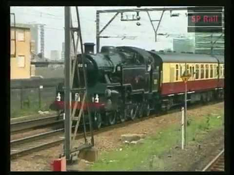 London Tilbury & Southend Railways Steam
