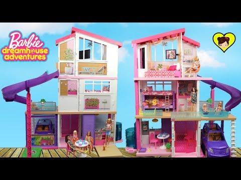 Nueva Y Literas De Dreamhouse Casa Adventures Piscina Barbie Con Derxbco QdWoreCxEB