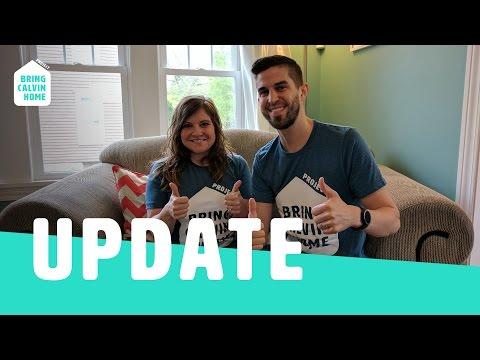 Adoption Update - Home Study!