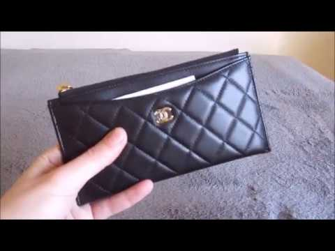 b6f5f16ab2a2 Chanel (New Style) Wallet / Card Holder Review