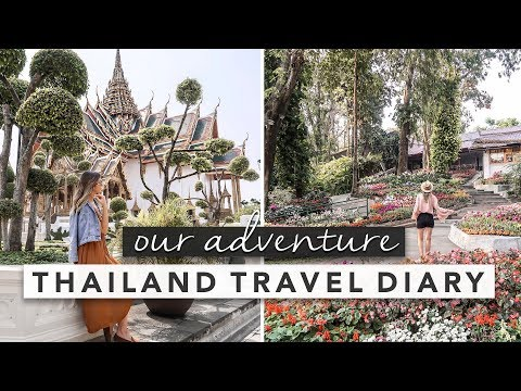 Thailand Travel Diary   by Erin Elizabeth