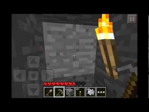 Minecraft Pocket Edition Survival: Episode 3 - We Need Gold!
