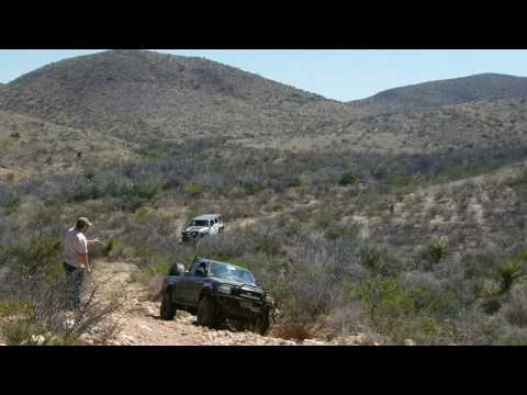 Big Bend Ranch State Park - Paso al Solitario March 2017