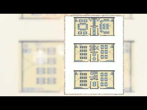High School Classroom Floor Plan