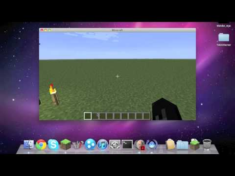 How to make a LAN Server on Minecraft 1.3 [Mac and Windows]