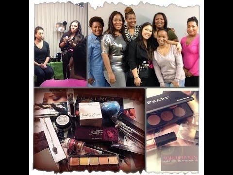 MakeupbyRenRen's Makeup 101 class/impressions