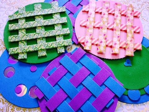 DIY Coasters ( Popsicle stick & Felt Coasters ) | Karthika Loves DIY