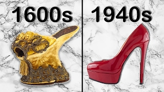 The History Of High Heels