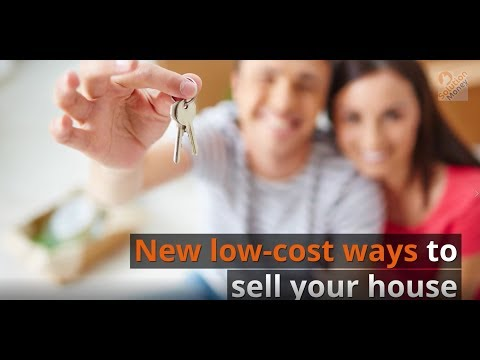 The New Low Cost Ways to Sell Your House - Save £000s!