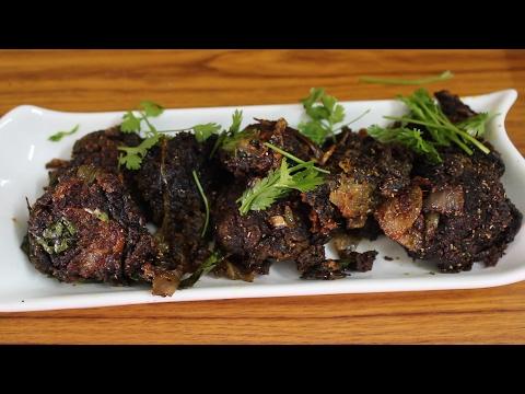 Mutton Tilli Balls | Lamb Tilli Balls @ Mana Telangana Vantalu
